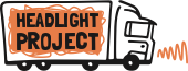 The Russ Devereux Headlight Project Logo