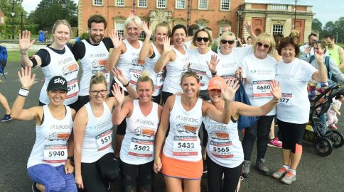'Running for Russ'Fundraisers run Middlesbrough 10k & Great North Run