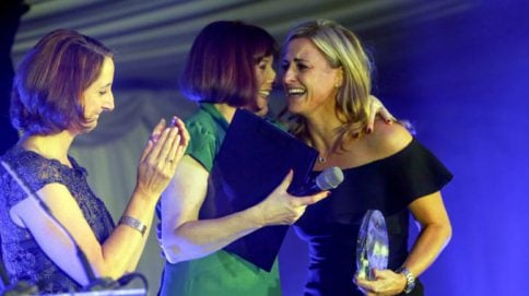 A night of emotion at second Tees Businesswomen Awards